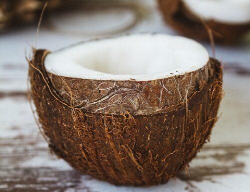 Coconut oil (Λάδι καρύδας)